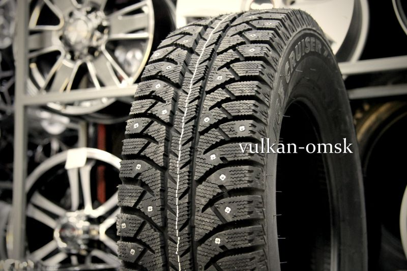 Bridgestone Ice Cruiser 7000S 195/65 R15 91T шип