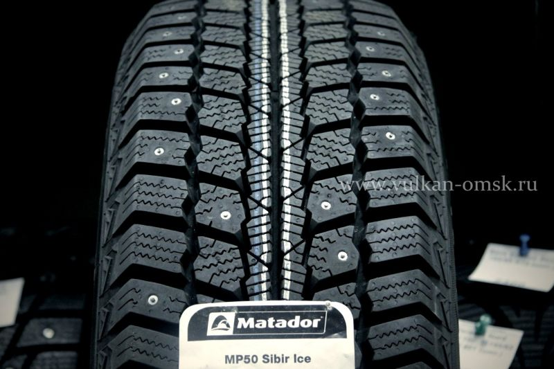 Matador MP-50 Sibir Ice 215/55 R16 93T (шип)
