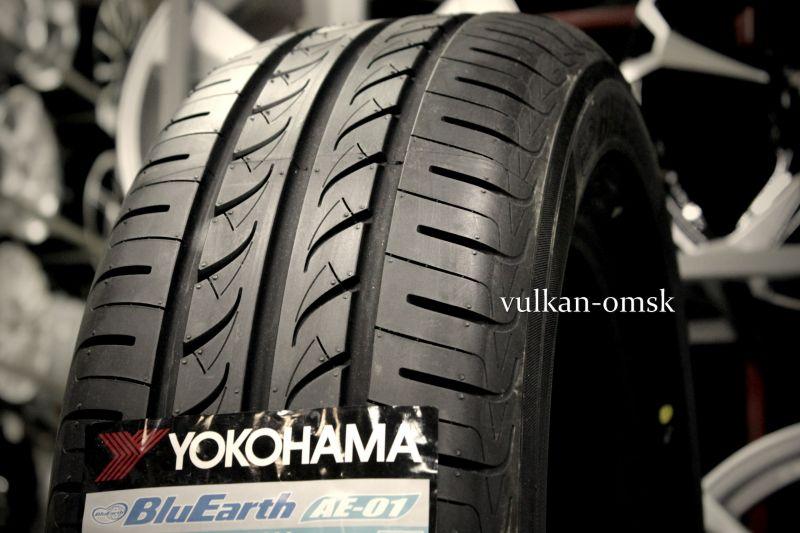 Yokohama AE01 205/55 R16 91H