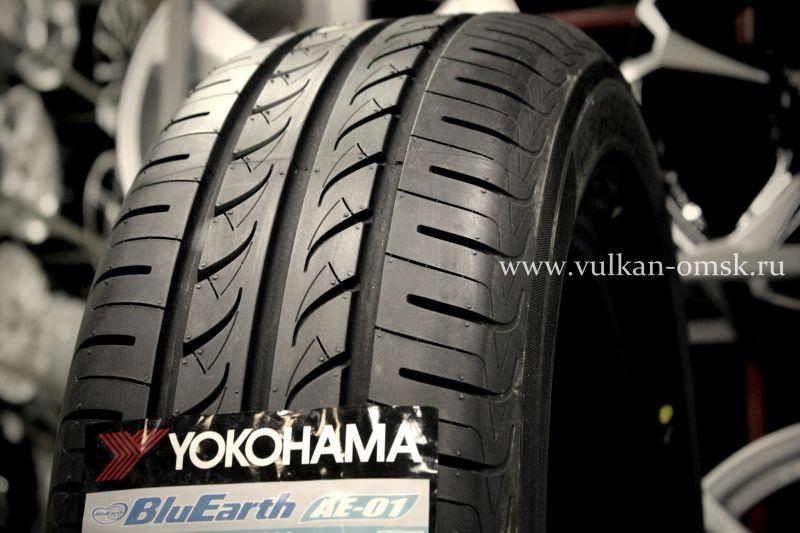 Yokohama AE01 195/60 R15 88H