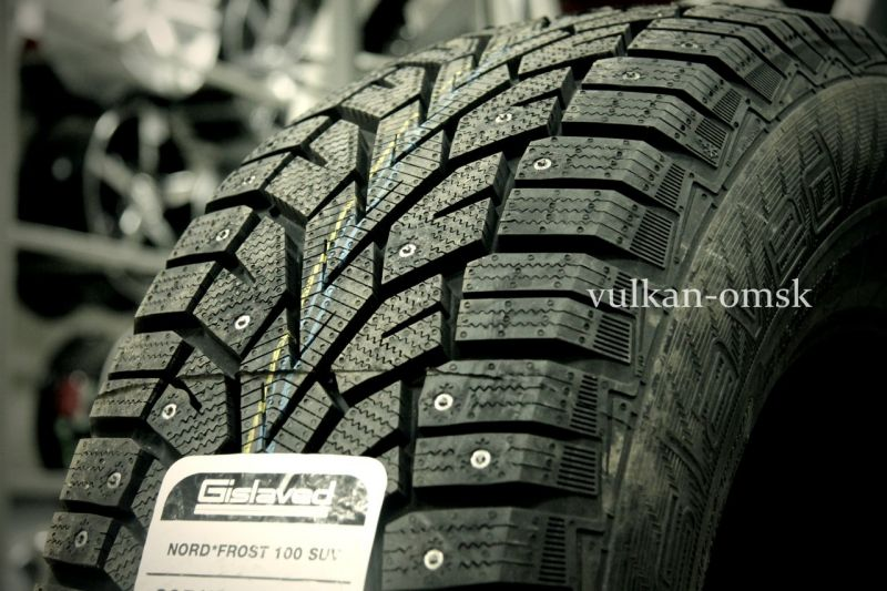 Gislaved Nord Frost 100CD 225/50 R17 98T (шип.)