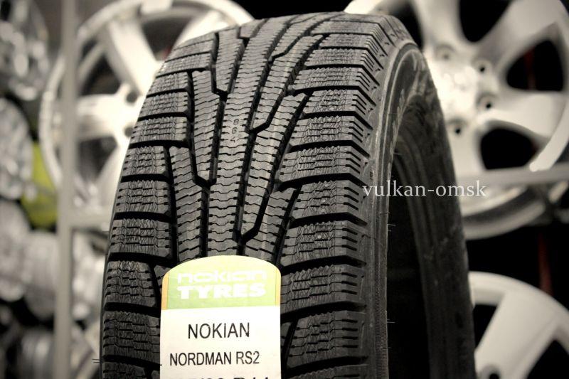 Nokian Nordman RS2 205/55 R16 94R