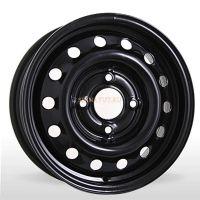 Диск Штамп. R14 4*98 +35/58.6 5.0J черный Metrwheels 2112